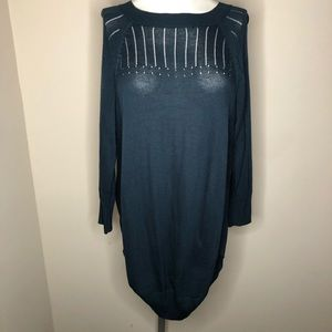 Maurices Blue Sweater NWT